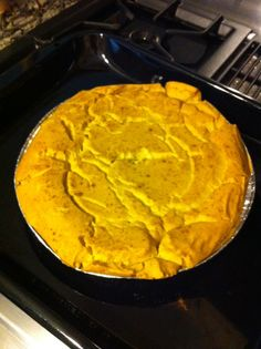 High Protein Low-Carb Pumpkin Cheesecake!