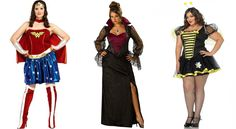 Plus Size Fashion Spotlight: Shopping For That Perfect Halloween Costume