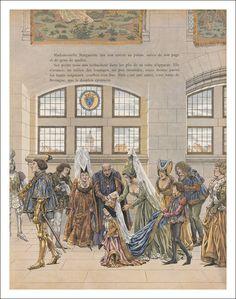 Job, Louis XI