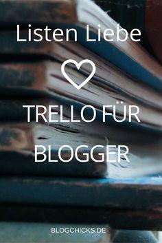 Trello für Blogger:
