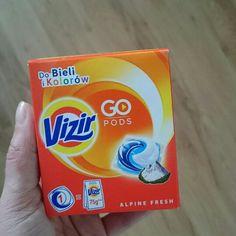 Czas na pranie z #Everydayme i #VizirGo