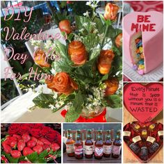 DIY Valentine's Day Gifts for Him #SistersKnowBest