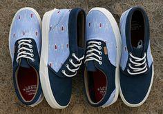 #Vans California Ikat Pack (Chukka & Era) #Sneakers
