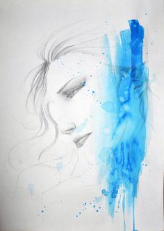 Pensiero by SaYuMi-87.deviantart.com on @deviantART