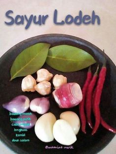 Easy Cooking, Cooking Time, Cooking Recipes, Food N, Food And Drink, Sambal Recipe, Malay Food, Indonesian Cuisine, Cooking Ingredients