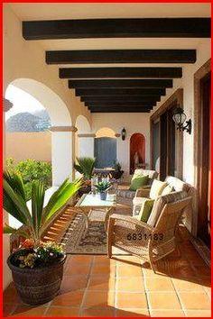 Mediterranean Homes Exterior, Mediterranean Home Decor, Mediterranean Architecture, Exterior Homes, Tuscan Homes, Colonial Exterior, Wall Exterior, Exterior Siding, Spanish Style Decor