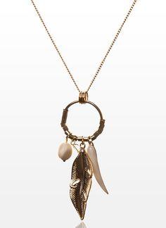 Dream Catcher Necklace - Garage