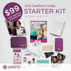 Jamberry Starter Kit! amberkerstiens.jamberry.com