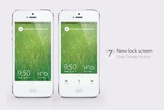 iOS7-lock-screen-concept