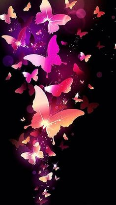 Most Beautiful Butterflies Wallpaper My image LADY Flower Phone Wallpaper, Neon Wallpaper, Butterfly Wallpaper, Glitter Wallpaper, Cute Wallpaper Backgrounds, Wallpaper Iphone Cute, Pretty Wallpapers, Cellphone Wallpaper, Colorful Wallpaper