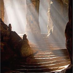 Khao Luang Cave temple by Craig Ferguson Phetchaburi – Thailand. Khao Luang Cave temple by Craig Ferguson Phetchaburi – Thailand. Places Around The World, Oh The Places You'll Go, Places To Travel, Places To Visit, Around The Worlds, Places Worth Visiting, Hidden Places, Secret Places, Dark Places