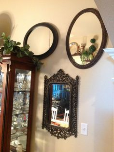 Mirror, mirror on the wall..Knobs and Knockers, McKinney. Tx