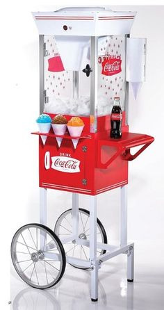 Nostalgia Electrics Coca-Cola Snow Cone Machine
