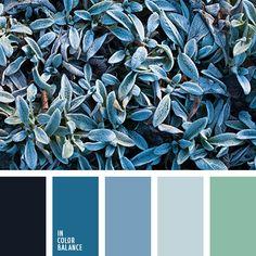Цветовая палитра №2968