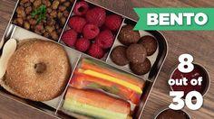 Bento Box Healthy Lunch 8/30 (Vegan)