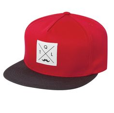 The Quiet Life Snapback Cap
