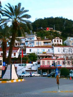 Fethiye town center from bigoche.com