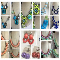 Statement pieces galore. Nothing is more than $30!!
