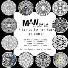 Mandala Mandalas Coloring Books For Adults Zen Colouring