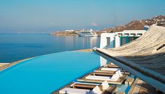 Cavo Tagoo in Mykonos island of Greece strives to be a canvas upon which visitors can color their island dreams.... http://www.cavotagoo.gr