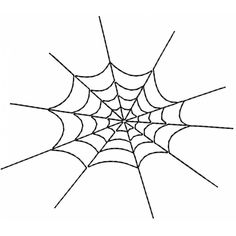 Spider Web Embroidery Design, Cute and Simple Spider Web Embroidery Design free