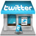#twittershop, #twitter, shop #icon