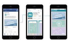 Facebook Mejora la Experiencia para Comprar en Aplicaciones de Anunciantes