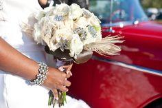 BLACK WEDDING STYLE: Bride Walks Runway to Alter - Photos - EBONY