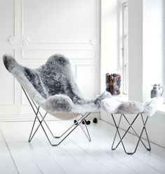 The butterfly chair – Kate Young Design