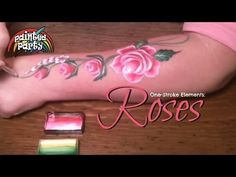 INTRODUCING #facepaintchallenge - the #onestrokerose . If you want to learn how to paint a beautiful rose then this is the video tutorial for you. Denise Cold breaks it down into simple steps and makes it look easy, then she shows you a few different design ideas so you can use it on the job. If you try it for yourself don't forget to share :) Use the tag #facepaintchallenge when you post on your own timeline or page. I have a few product tips in the comments below. We'll have a new…