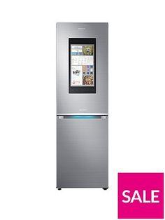 Samsung RB38M7998S4/EU Family Hub Fridge Freezer - Stainless Steel   very Now £1,899.99 Save £1,100.00