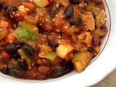 Protein Packed Veggie Chili - Beyond VitalityBeyond Vitality