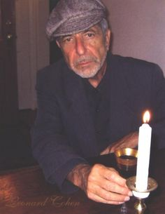 Leonard Cohen. Perfection, personified.