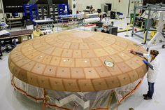 Heat Shield Milestone Complete for First Orion Mission with Crew   NASA Nasa Pictures, Nasa Photos, Nasa Images, Daily Pictures, Orion Spacecraft, Offshore Bank, Space Launch, Kennedy Space Center, Packers And Movers