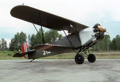 Fokker C.V was a Dutch light reconnaissance and bomber biplane aircraft manufactured by Fokker. It was designed by Anthony Fokker and the series manufacture began in 1924 at Fokker in Amsterdam.