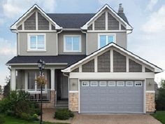 Installing a new garage door will add security and value to your home. You will be the envy of anyone around with your new garage door. We have access to all brands and styles and can get any panel to replace a damaged one. Precision Garage Doors, Garage Door Colors, Garage Door Makeover, Garage Door Installation, Door Picture, Garage Door Opener, Paint Cans, Calgary, The Help
