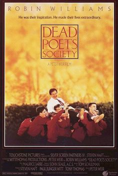 O Captain My Captain! The Poets should have stayed dead and never made this movie. I just didn't care for it. 1 of 5
