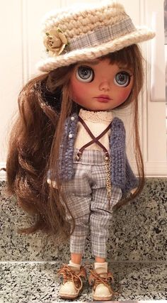 Juniper❤️  Custom Blythe Doll by LoveLaurie