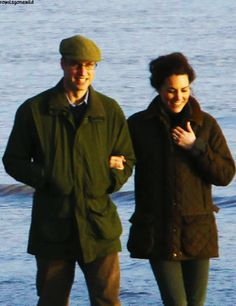 Will & Kate. I cannot handle their adorableness. There's too much of it ❤️