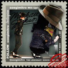 Legendary Singer Minions - Michael Jackson Minion