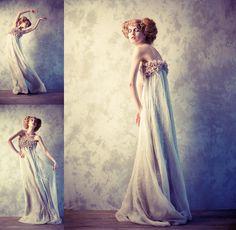 ...waterfall (by Seam -fashion design- Sibylle kuhn-lanz) http://lookbook.nu/look/3712065-waterfall