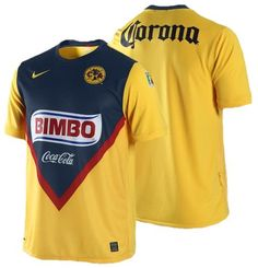 Mexican Soccer League, Camisa Nike, Football Jerseys, Old And New, Grande, Tops, World, Football Shirts, Club America