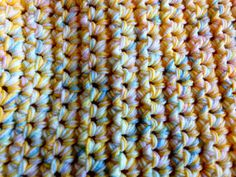 One-Of-A-Kind Crocheted Blanket Handmade in the USA by Cozies4U