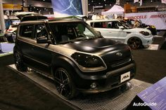 Pimped out Kia Soul