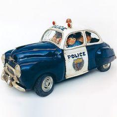 Police vier