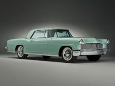 Lincoln Continental Mark II.