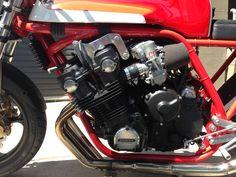 Taimoshan Cycle Works Honda CBX1000 Cafe Racer (1425cc) - Engine