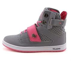 Product Review: Womens Vlado High-Top Sneakers