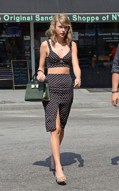 31 Times Taylor Swift Proved She Was the Ultimate Summer Girl