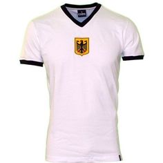 Germany 1972 Retro Jersey